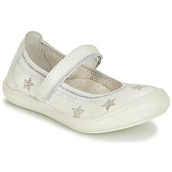 Sapatos Rapariga Sabrinas André STELLA Branco