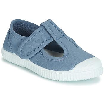 Sapatos Rapariga Sandálias André NAVIRE Azul