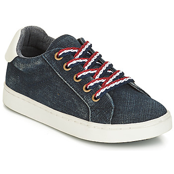 Sapatos Rapaz Sapatilhas André KRILL Azul