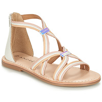 Sapatos Rapariga Sandálias André MELODIE Branco