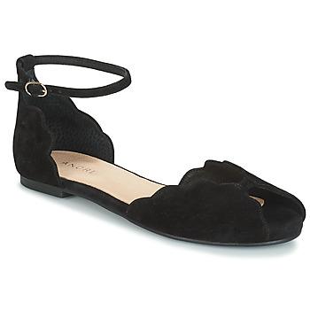 Sapatos Mulher Sandálias André SERINGAT Preto