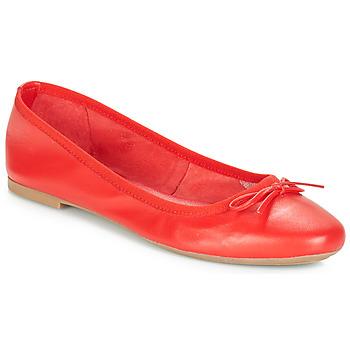 Sapatos Mulher Sabrinas André PIETRA Vermelho