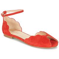 Sapatos Mulher Sandálias André SERINGAT Vermelho