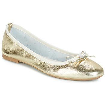 Sapatos Mulher Sabrinas André PIETRA Ouro