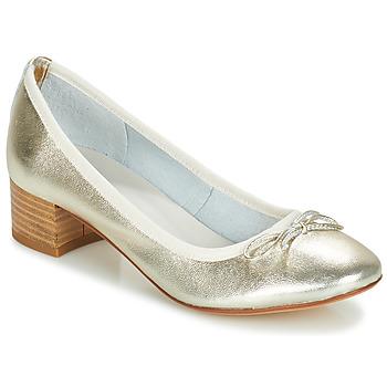 Sapatos Mulher Escarpim André POETESSE Ouro