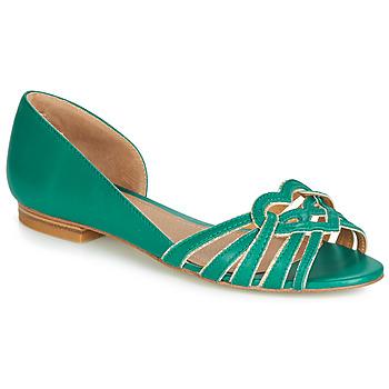 Sapatos Mulher Sabrinas André CHRISTIE Verde