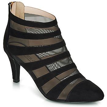 Sapatos Mulher Botins André CORALINE Preto