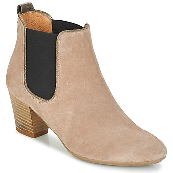 Sapatos Mulher Botins André RELEASE Bege
