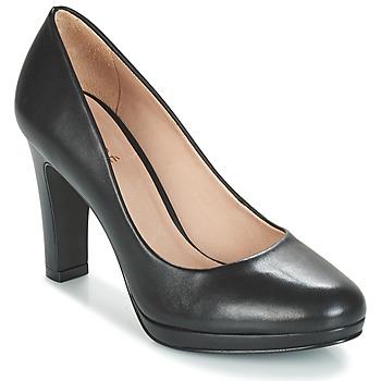 Sapatos Mulher Escarpim André CALI Preto
