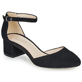 Sapatos Mulher Escarpim André CILLY Preto