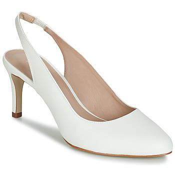 Sapatos Mulher Escarpim André CASINO Branco