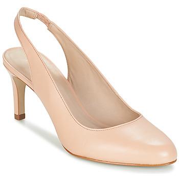 Sapatos Mulher Escarpim André CASINO Bege