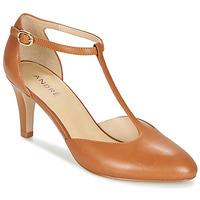 Sapatos Mulher Escarpim André FALBALA Camel