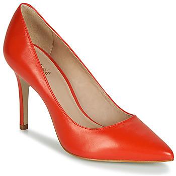 Sapatos Mulher Escarpim André CONQUETTE Vermelho