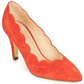 Sapatos Mulher Escarpim André SAPHIR Vermelho
