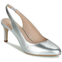 Sapatos Mulher Escarpim André CASINO Prata