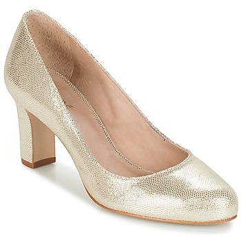 Sapatos Mulher Escarpim André CINTIA Ouro