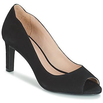 Sapatos Mulher Escarpim André CECILIA Preto