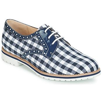 Sapatos Mulher Sapatos André DERIVEUR Azul