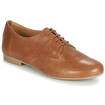Sapatos Mulher Sapatos André COMPLICITY Camel