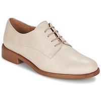 Sapatos Mulher Sapatos André LOUKOUM Bege