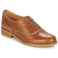 Sapatos Mulher Sapatos André CHOMINE Camel