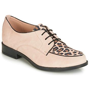 Sapatos Mulher Sapatos André CAPVERT Leopardo