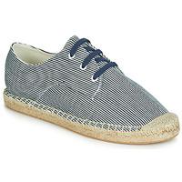 Sapatos Mulher Alpargatas André SYBILLE Azul