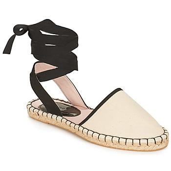 Sapatos Mulher Alpargatas André ROSA Bege