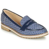Sapatos Mulher Mocassins André PORTLAND Azul