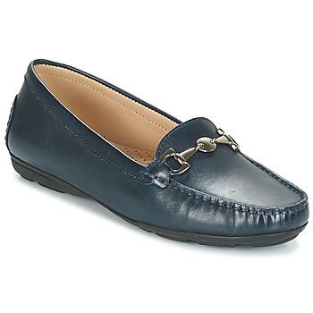 Sapatos Mulher Mocassins André CABRIOLE Azul