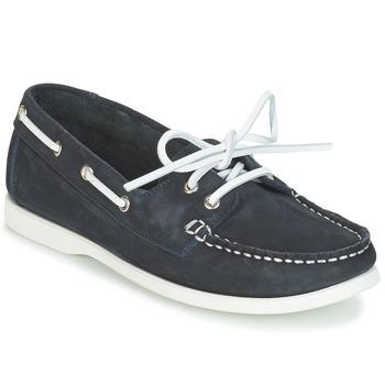 Sapatos Mulher Sapato de vela André CATBOAT Azul