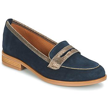 Sapatos Mulher Mocassins André ROAD Azul