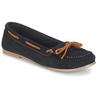 Sapatos Mulher Mocassins André REE Azul