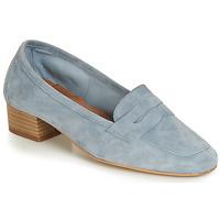 Sapatos Mulher Mocassins André SENLIS Azul