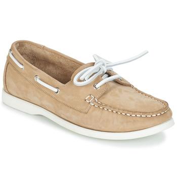 Sapatos Mulher Sapato de vela André CATBOAT Bege