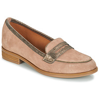 Sapatos Mulher Mocassins André ROAD Bege