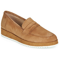 Sapatos Mulher Mocassins André CLICK Camel