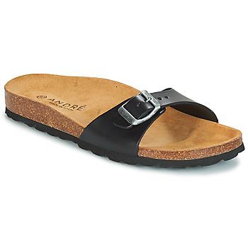 Sapatos Mulher Chinelos André REA Preto