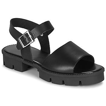 Sapatos Mulher Sandálias André ABRICOT Preto