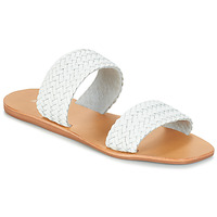 Sapatos Mulher Chinelos André CHUPA Branco