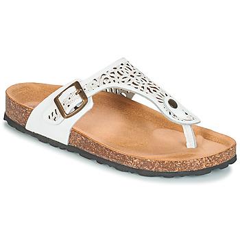 Sapatos Mulher Sandálias André RILA Branco