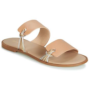 Sapatos Mulher Sandálias André SOLENA Bege