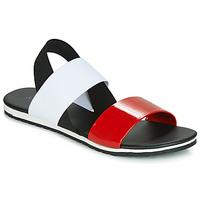 Sapatos Mulher Sandálias André SATANAS Vermelho