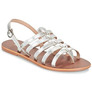 Sapatos Mulher Sandálias André ROSIANE Prata