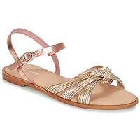 Sapatos Mulher Sandálias André SOFIA Ouro