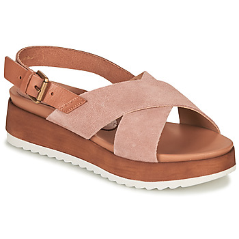 Sapatos Mulher Sandálias André REINE Rosa