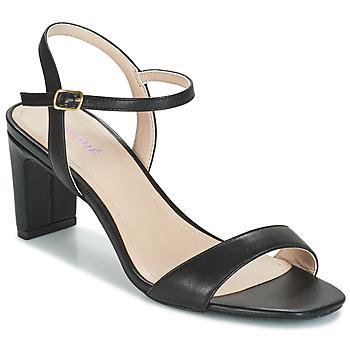 Sapatos Mulher Sandálias André CIGALE Preto