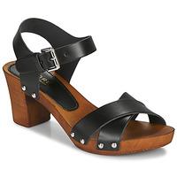 Sapatos Mulher Sandálias André BONGO Preto