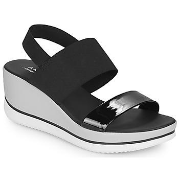 Sapatos Mulher Sandálias André SAURENZA Preto